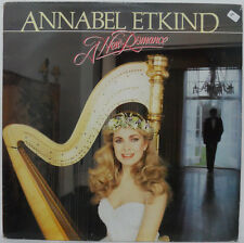Annabel Etkind ‎- A New Romance 2LP Set 1983 Jean Michel Jarre Cover Gatefold