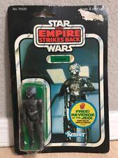 Zuckuss 48 Back Return of the Jedi ROTJ 1982 Vintage Kenner Star Wars MOC NICE!