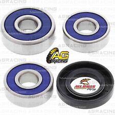 All Balls Rear Wheel Bearings & Seals Kit For Suzuki DR-Z DRZ 125 2011 11