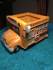 Adorable School Bus Planter. Nice