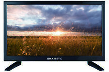 "MAJESTIC TVD-220 HD T2/S2 HD-READY LED 19,5"" USB REC 12V CAM CI+HD CLASSE A"