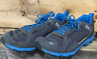 On Cloud Swiss Engineering QC Running Shoes Men's size 14 US Gray Blue