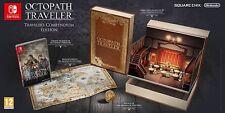 Octopath Traveler: Traveler's Compendium Edition - Nintendo Switch