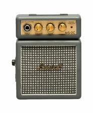 Marshall Ms-2c 1 Watt Micro Guitar Amplifier Mini Amp MS2C