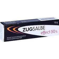 ZUGSALBE effect 50% Salbe 15 g PZN: 11517539