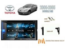 TOYOTA CELICA 2000-2005 CAR STEREO KIT, TOUCHSCREEN DVD USB BLUETOOTH