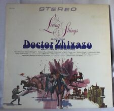 Living Strings - Music from Dr. Zhivago and Other Motion Pictures Vintage Vinyl