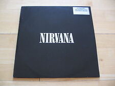 "Nirvana Best of LP Original 1st Pressing 2002 12"" 45RPM NM European Kurt Cobain"