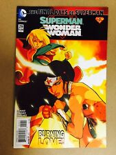 SUPERMAN WONDER WOMAN #29 DC REBIRTH (2016)SUPERGIRL FINAL DAYS OF SUPERMAN PT.7