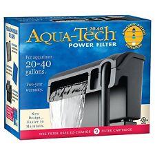 AquaTech Power Aquarium Filter, 5 to 15Gallon, New, Free Shipping