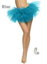 AU SELLER Adults Teens Ballet Dance Party Costume 5 Layered Tutu Skirt da017