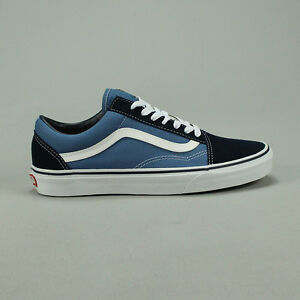 Vans Old Skool Trainers Pumps Shoes Brand New in Navy in UK Size 5,6,7,8,9,10,11