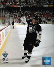 SIDNEY CROSBY 08 Stanley Cup Finals Unsigned 8x10 Photo Pittsburgh Penguins
