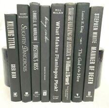 6 Black/Silver Decor Books*~Interior Design~WeddingStaging~Modern Shabby Chic