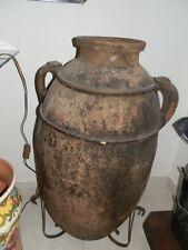 Antica Originale Anfora Brocca per olio o vino inizi '900 SUD ITALIA