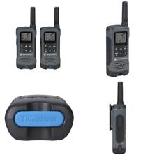 Motorola T200 Talkabout Radio, 2 Pack