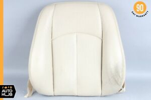 03-06 Mercedes W211 E320 E500 Top Upper Seat Cushion Front Left Or Right Beige