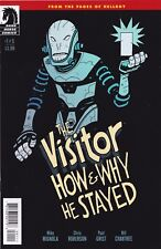 VISITOR How and Why he Stayed #1 (of 5) New Bagged
