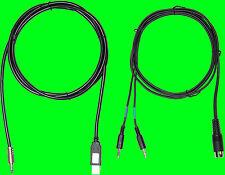 Icom USB CAT + PSK31 Cable IC-756pro 746 7400 7600 +++