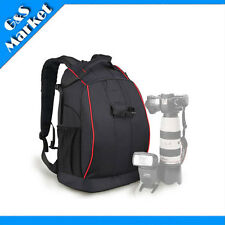 Advanced Multifunctional Anti-theft SLR Backpack Camera Bag K7 for Canon Nikon