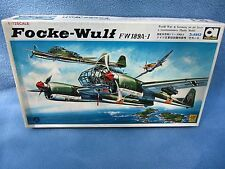Aoshima - German Luftwaffe Focke Wulf Fw189A-1 Recon Plane 1/72