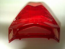 BANDIT 650 1200 1250 GSX650F RED TAIL LIGHT LENS WITH CLEAR NUMBER PLATE WINDOW