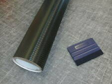 Carbon Fibre High Quality Cast Wrappable Vinyl sheet 1000mm x 1520mm