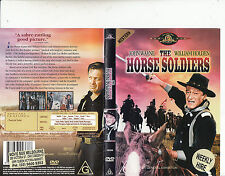 Horse Soldiers-1959-John Wayne-Movie-DVD