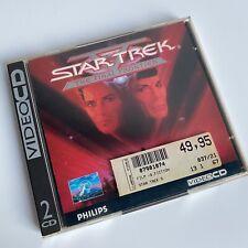 CD-I PHILIPS STAR TREK V THE FINAL FRONTIER VIDEO CD
