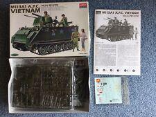 Academy 1/35 M113 A1 APC Vietnam plastic model kit # 1389