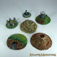 Custom Landmark Markers - Mighty Empires Board Game - Games Workshop X4021
