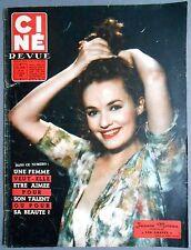 ►CINE REVUE 29/1958-JEANNE MOREAU-MICHAEL CRAIG-AVA GARDNER-CLAUDE TITRE-MONROE