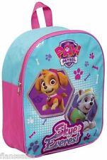 "Official PAW Patrol ""Skye & Everest"" Character Junior School Backpack."