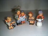 1997 Bulk Lot Goebel Berta Hummel Adorable Porcelain Figurines