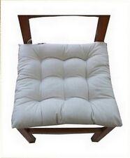 4 Coussins Galettes Dessus de chaise