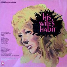 HIS WIFE'S HABIT - SONNY GERACI - CAPITOL - LP SNDTRACK - FUNK/FUZZ/MOD - SEALED