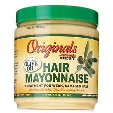 Africa's Best Organics Hair Mayonnaise 15 oz