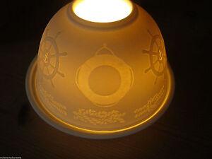 Magic Light, Tealight Dome Lights Starlight Lantern Maritime Steering Wheel New