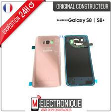 Vitre arrière Rose Original Samsung Galaxy S8+ G955F