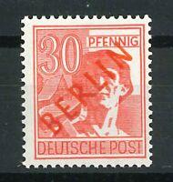 Berlin Michel-Nr. 28 ** postfrisch - Mi. 90,-