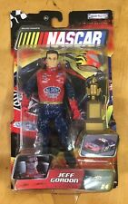 Jakks Pacific/Road Champs Jeff Gordon #24 NASCAR Action Figure w/Trophy & Helmet