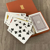Vintage Double Deck KEM Card Room/Casino All Plastic Playing Cards