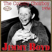 JIMMY BOYD CD Vintage Gospel Spiritual / The Country Choirboy I'll Be A Sunbeam