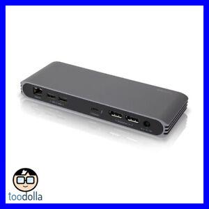 CalDigit USB-C Pro Dock - USB-C and Thunderbolt 3 Compatible for Windows and Mac
