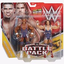 Mattel WWE battle packs series 44 american alpha (pignon & jordan) action figures