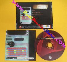 CD JACK DANGERS Variaciones Espectrales 2002 Uk BELLA UNION no lp mc dvd (CS9)