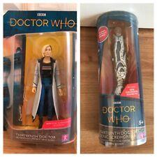 Doctor Who 3rd 4th 5th 8th 10th 11th DOTTORE SONIC CACCIAVITI SET DA COLLEZIONE