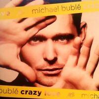MICHAEL BUBLE CD CRAZY LOVE WATCH VIDEO FREE POST AUSTRALIA