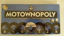 NEW RARE Motownopoly a Game About the Music That Changed America! Factory Sealed