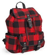 Aeropostale AERO Backpack School Book Bag Handbag Floral, Diamond, Buffalo Check